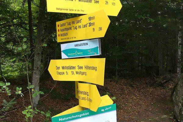 Wanderurlaub Egelsee Kärnten