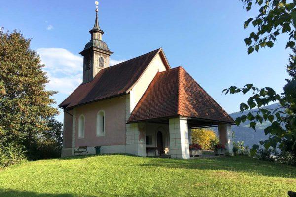 Magdalenenkirche Balderdorf Kärnten