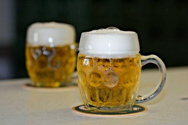 Kühle Erfrischung im Gasthaus in Molzbichl