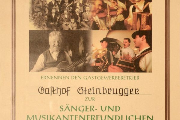 Gasthof Steinbrugger in Kärnten