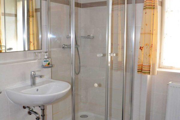Badezimmer Gasthof Steinbrugger Molzbichl
