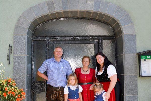 Familie Steinbrugger Molzbichl